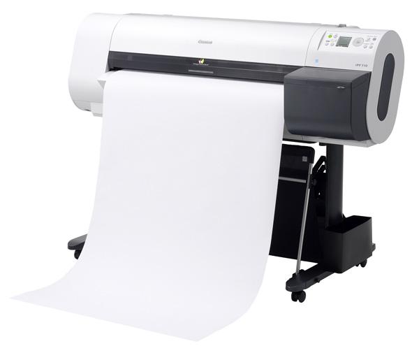 Canon imagePROGRAF iPF710 Großformatdrucker by Copy Wolf Jolanta Kossmann Uerdingen Krefeld