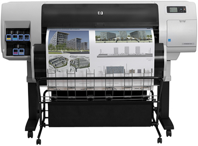 HP DesignJet Großformatdrucker HP Designjet T7100 by Copy Wolf Jolanta Kossmann Uerdingen Krefeld